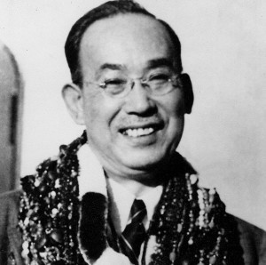 Chujiro Hayashi, Reiki Grand Master, student of Mikao Usui
